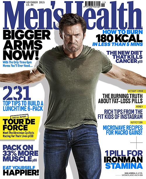 Men S Health: Australian Actor