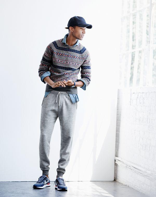 J.Crew Men 2015 Style Guide for November