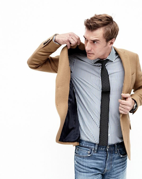 J.Crew Presents Well-Rounded Style for October