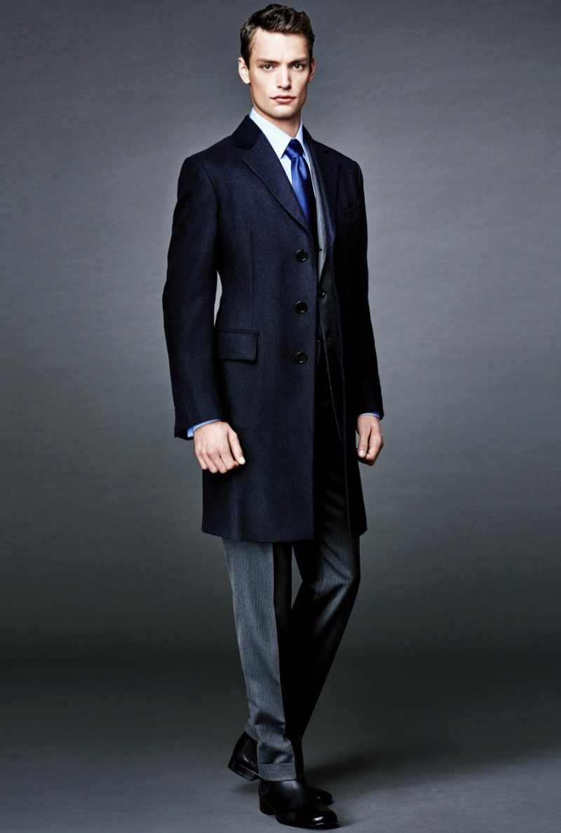 James Bond Suits Tom Ford 2015 Capsule Collection The