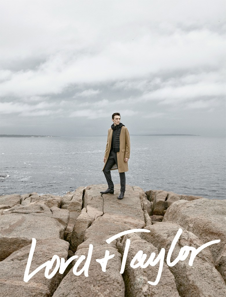 Thomas Gibbons for Lord & Taylor