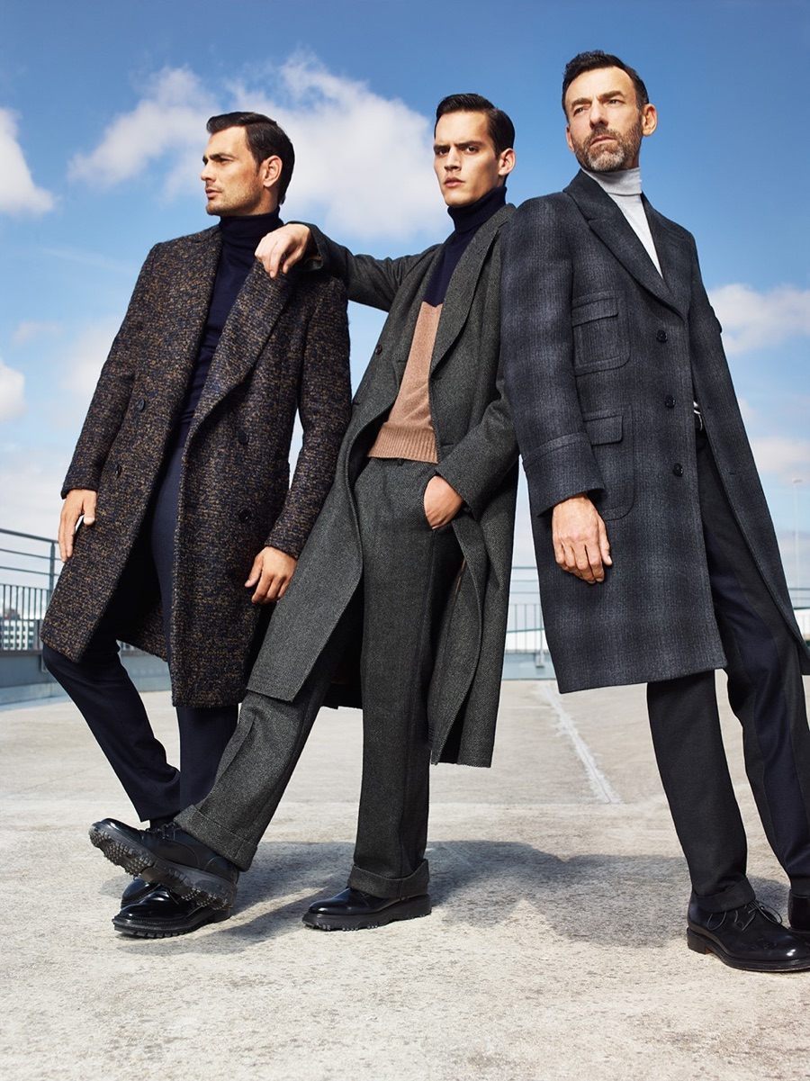 Madame Figaro Provides for Dashing Fall Style