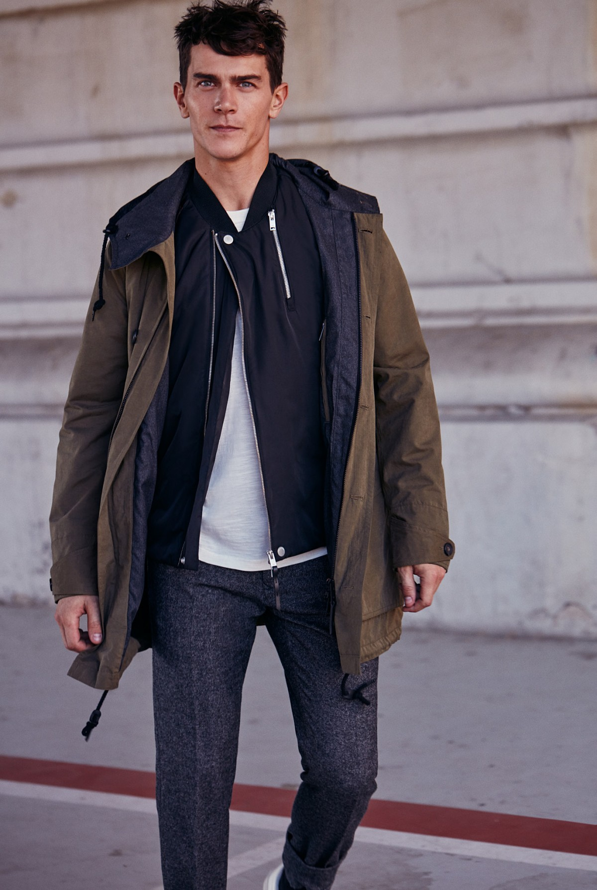 Mango Hits the Streets for Fall Style Outing