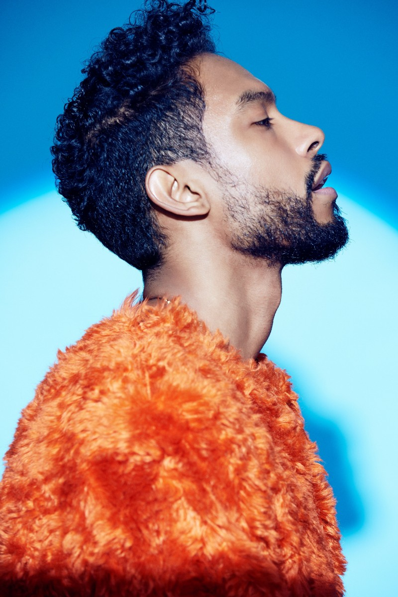 Miguel Stars In The Guardian Shoot Talks Being A Late Bloomer