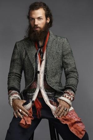 Phil Sullivan Brings Rugged Attitude to At Large Fashion Spread
