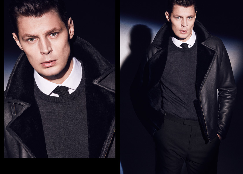 Reiss Premium Collection Delivers Luxe Fall Fashions