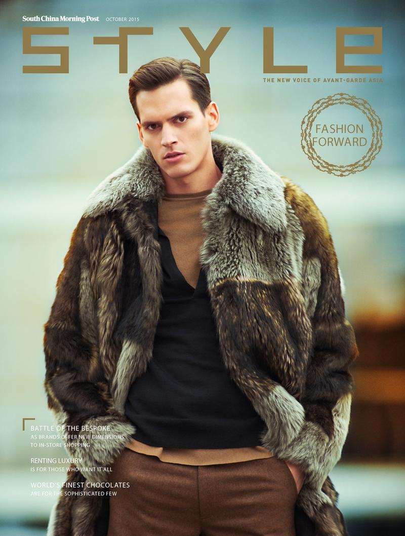 SCMP Style Runs Wild for Latest Cover Shoot