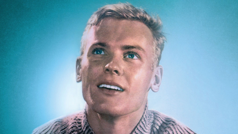 Tab Hunter was known as Hollywood's golden boy in the 1950s.