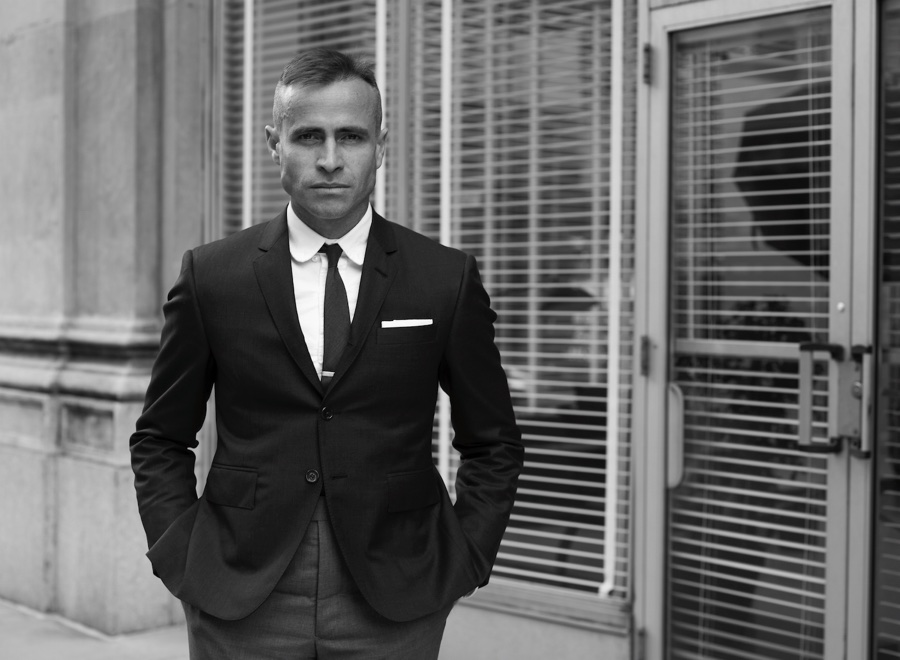 Thom Browne Partners with The Woolmark Company