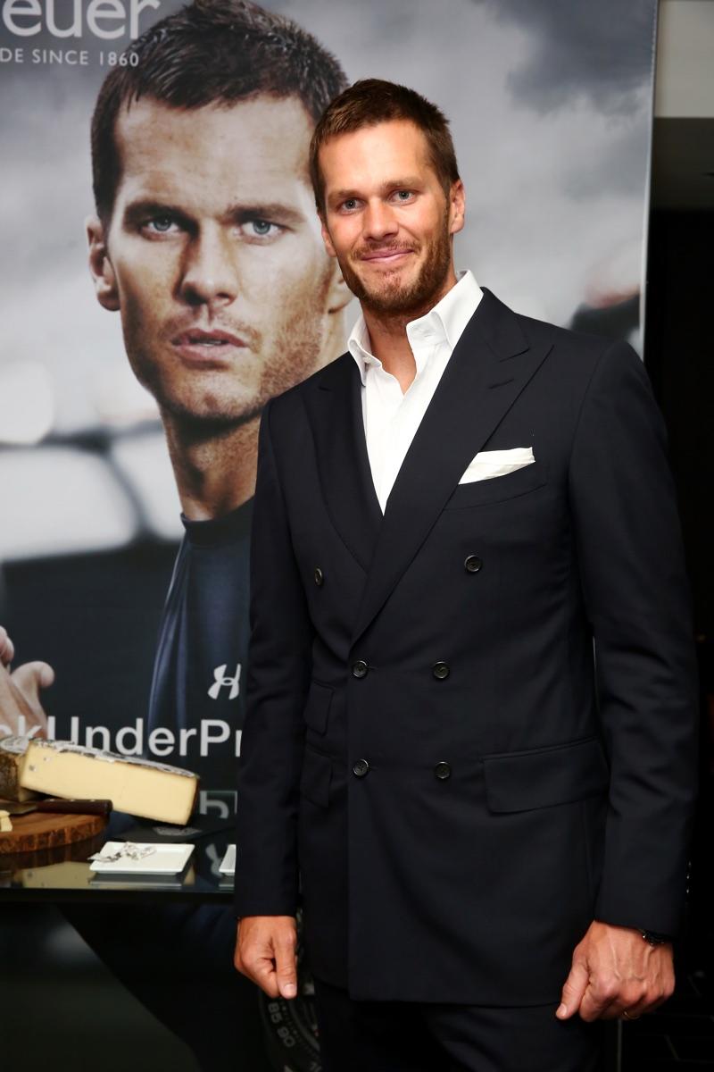 Tom Brady News: Athlete Tapped as TAG Heuer Brand Ambassador