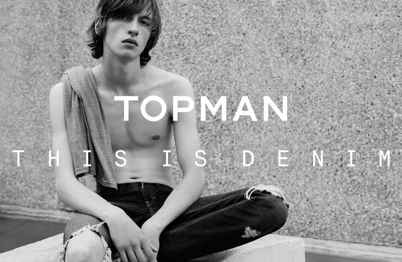 Topman This is Denim Fall/Winter 2015 Campaign