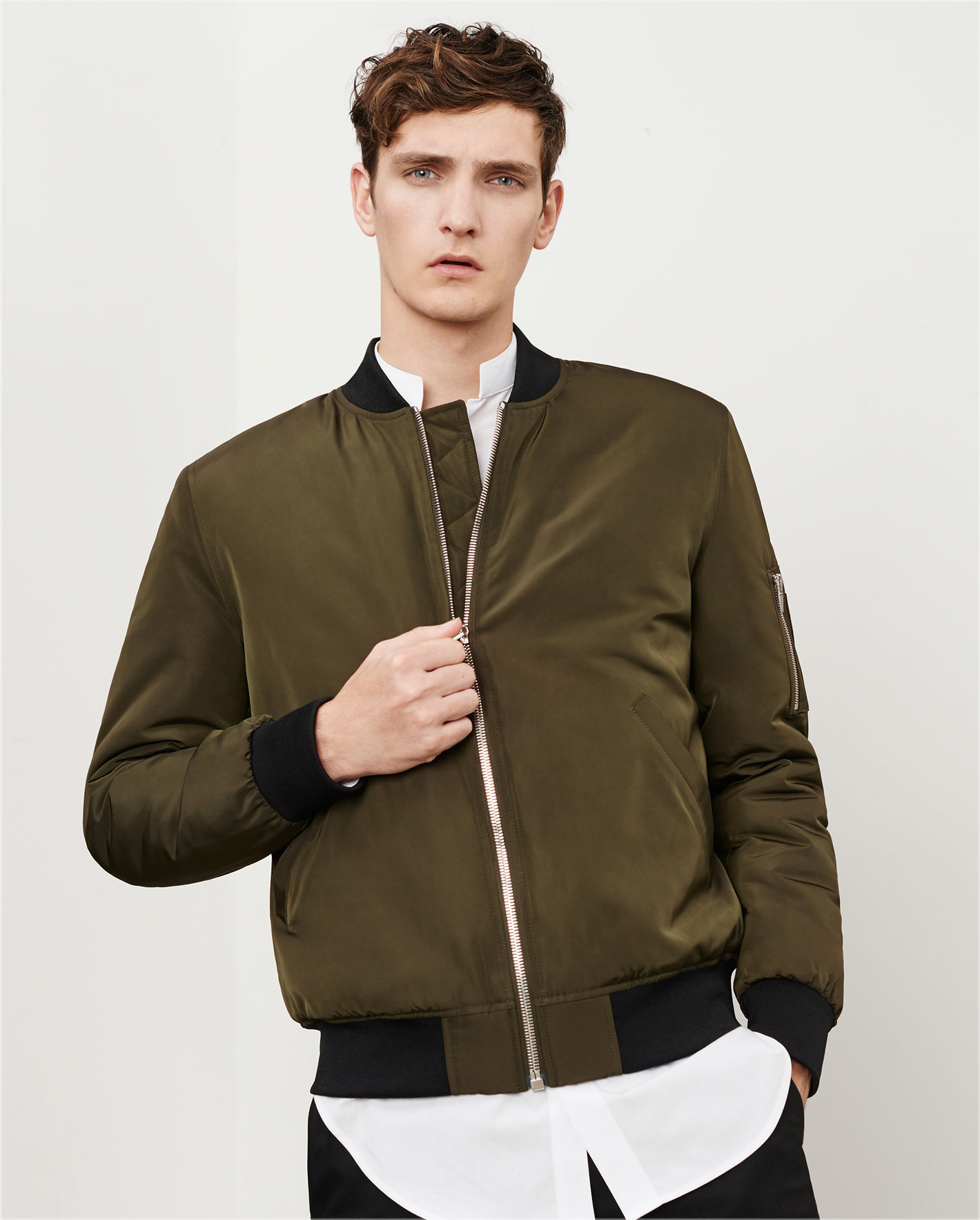 Spanish Style Home Zara Men Rounds Up Fall Essentials