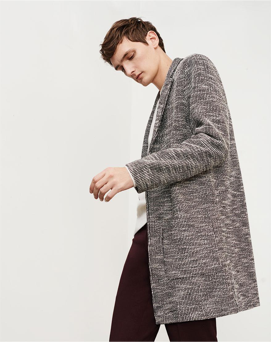 Zara Men Rounds Up Fall Essentials