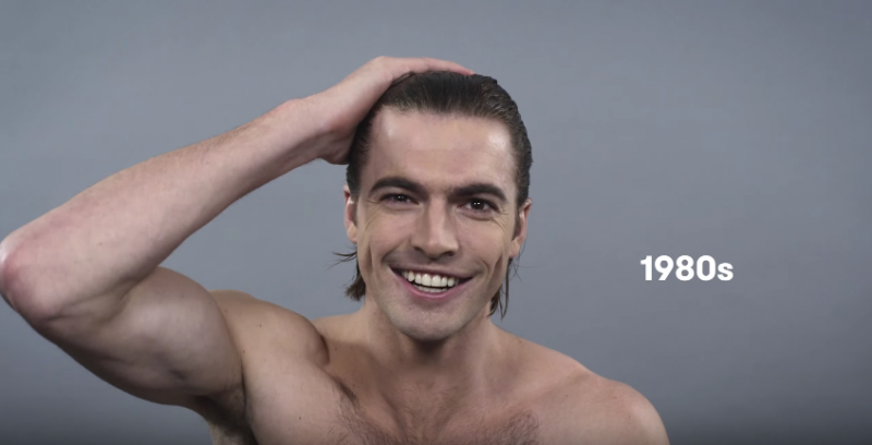 100 years of men�s hairstyles 1910 � 2010s the fashionisto