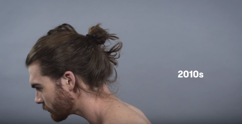 2010s Men's Hairstyle