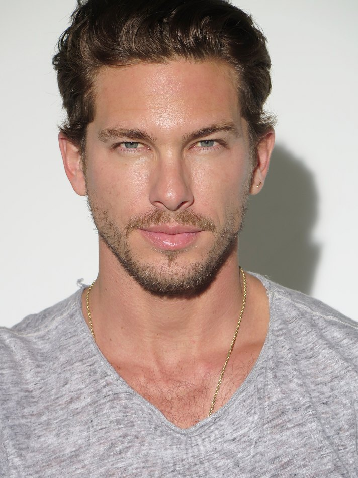 Adam Senn Poses For New Pictures In London