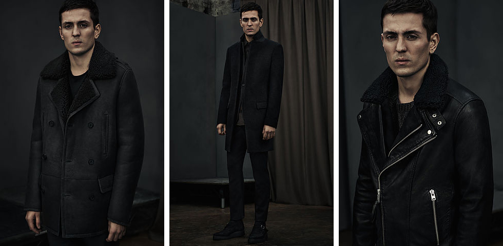 Blacked Out: AllSaints Understands Your Dark Heart