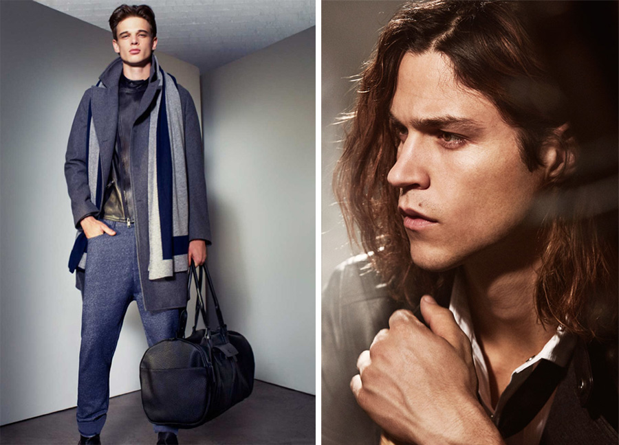 Seasons are Changing! Winter Arrives at Armani Exchange