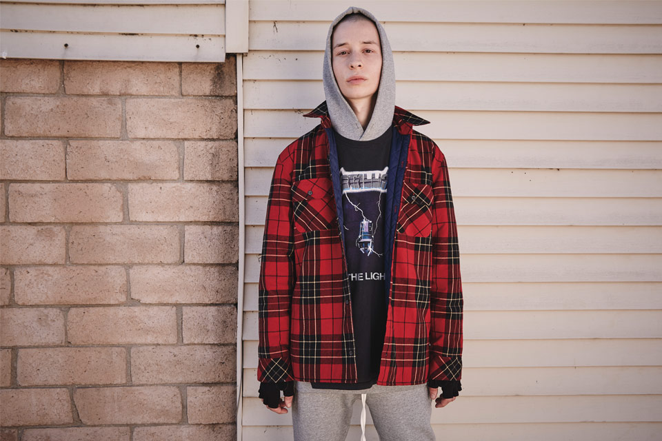 Fear of God Collaborates with PacSun