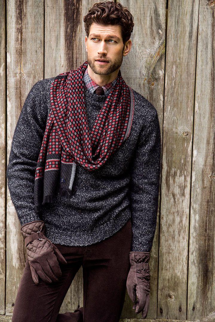 Florentino Captures Outdoor Styles for the Gentleman