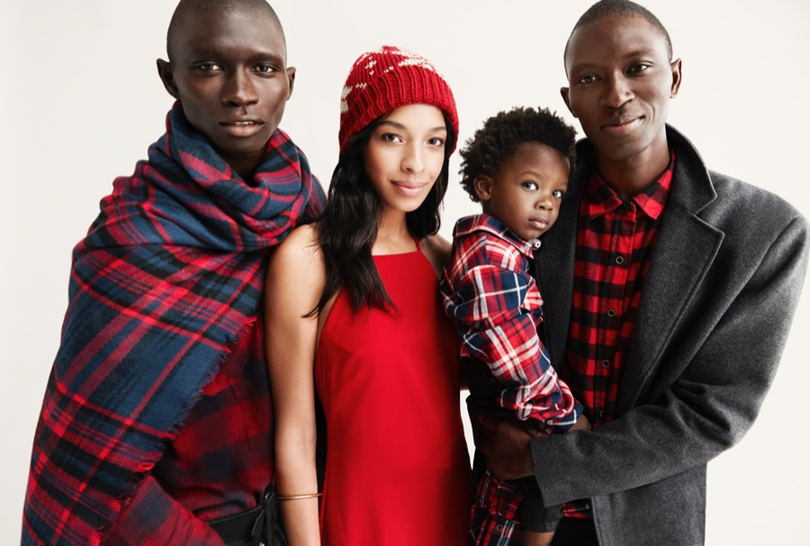 Forever 21 Celebrates Family for Holiday Ads