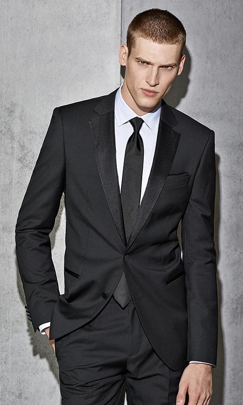 Hugo Boss 2015 Men's Evening Wear