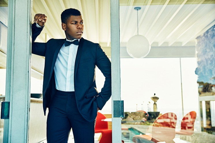 John Boyega Covers The Hollywood Reporter, Talks 'Star Wars'