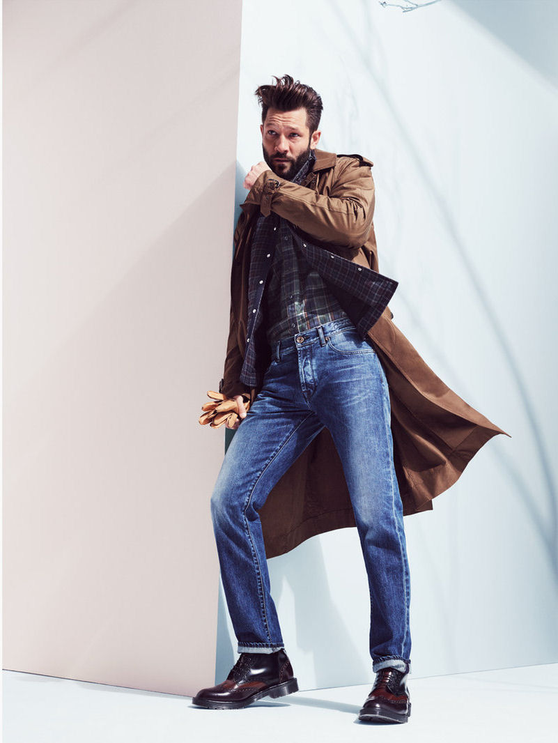 Men S Style Guide Gq France Curates Essential Fashions