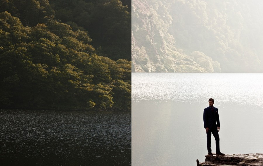 Louis Copeland Takes Its Fitted Suits 'Into the Wild'