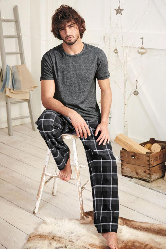 Marlon Teixeira Models Leisure Wear For Next The Fashionisto