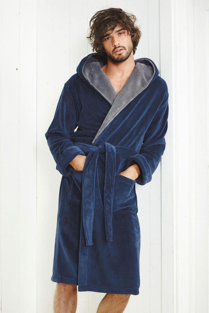 Marlon Teixeira Models Leisure Wear for Next