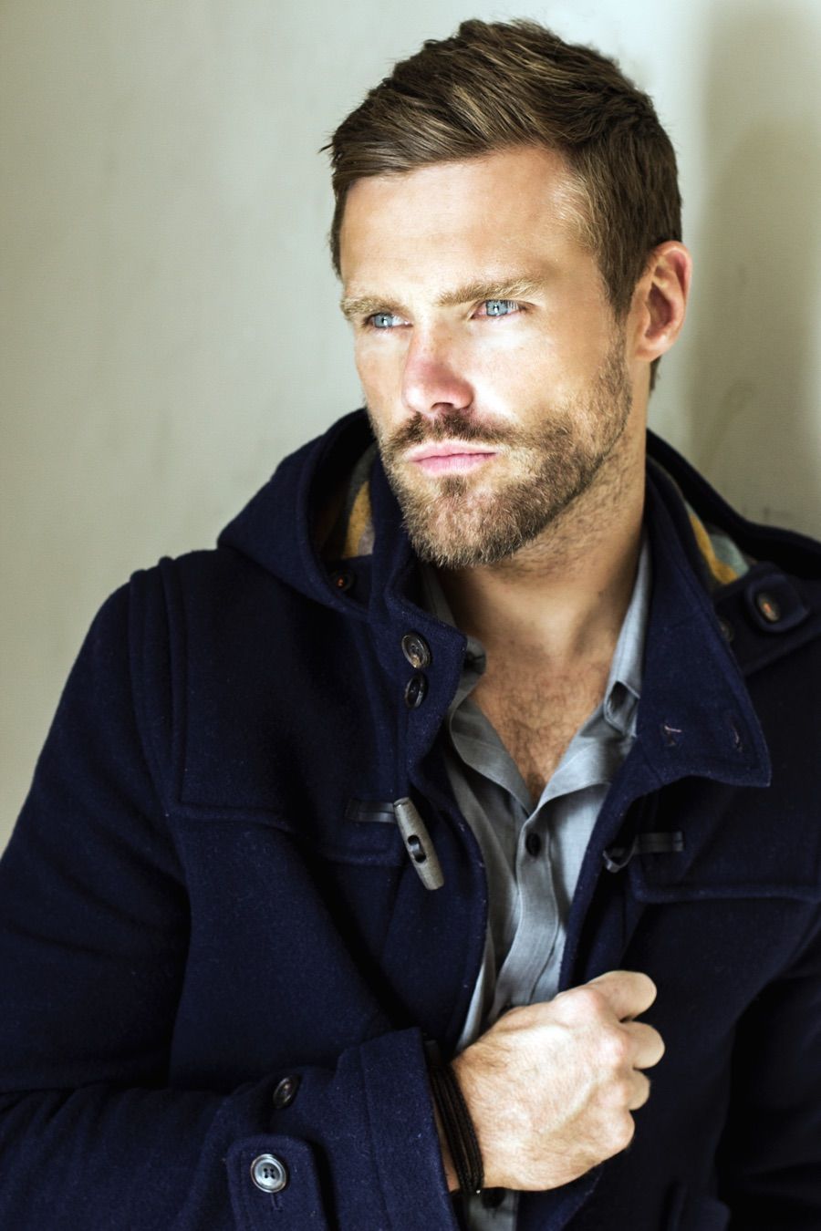 Nick Youngquest Poses for New Images by Sonny Tong