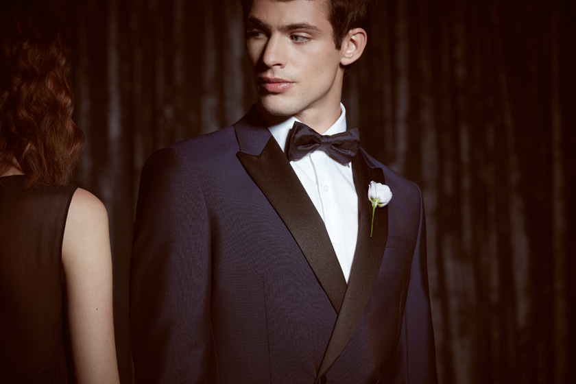 Reiss Highlights Formal Party Style