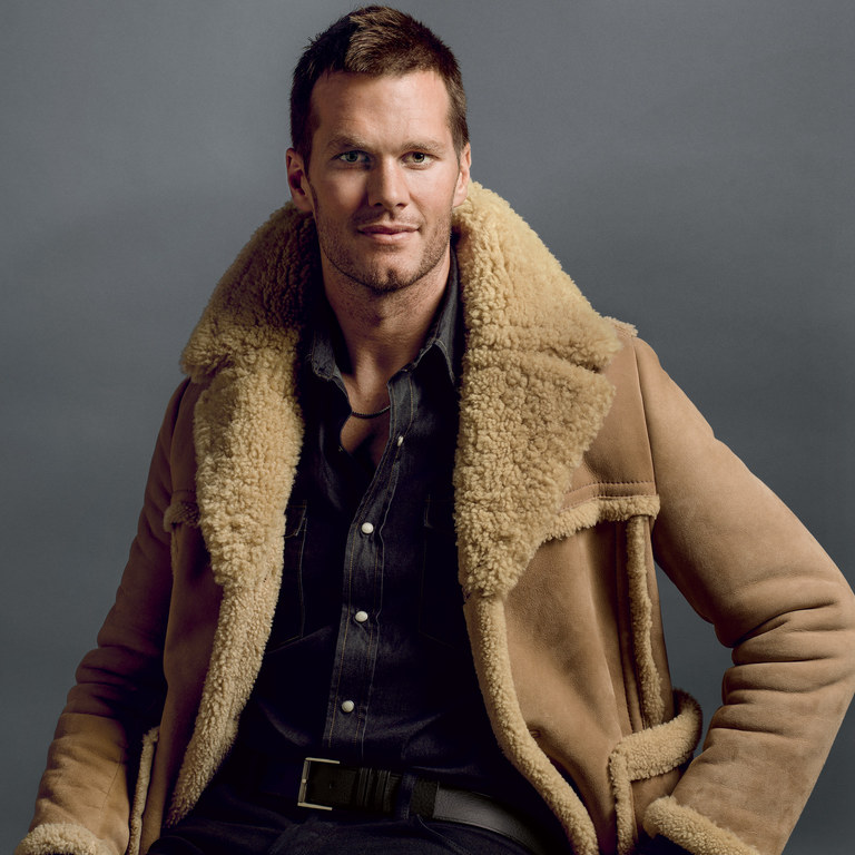 Tom Brady Covers December 2015 GQ, Avoids Deflategate