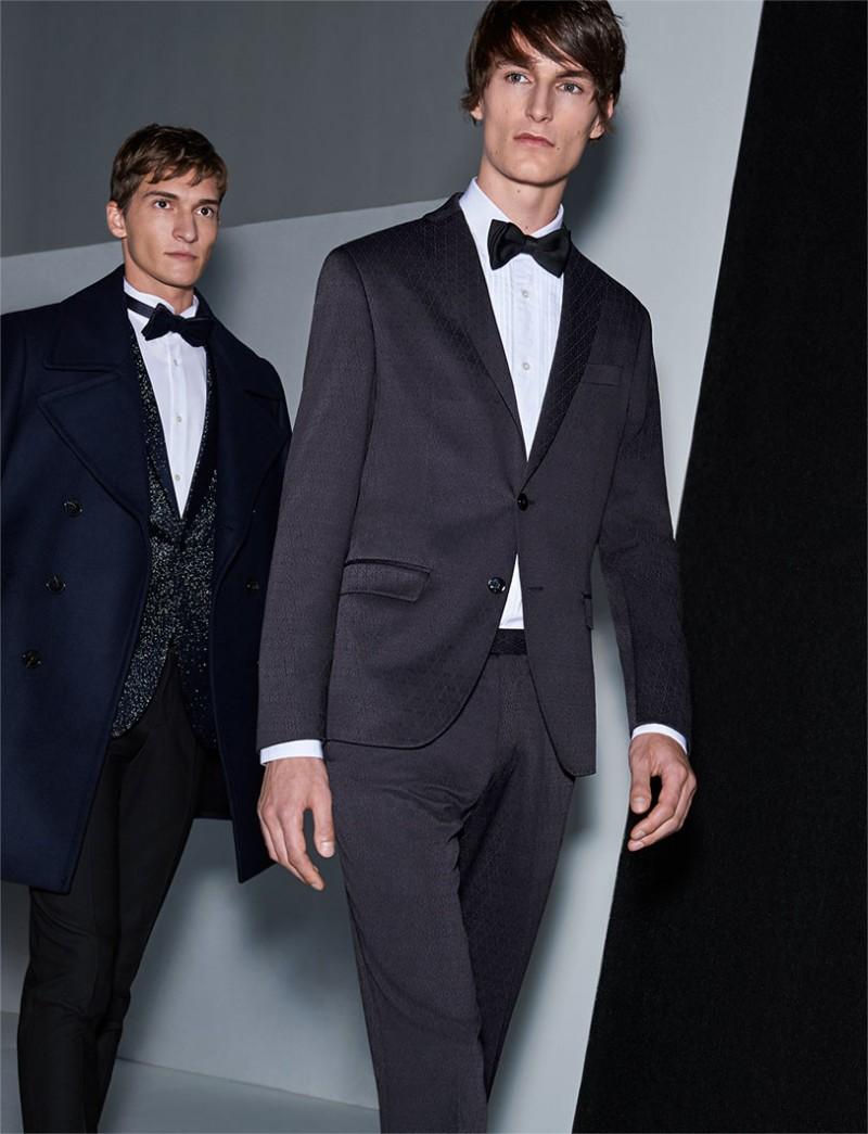 Zara 2015 Men S Evening Attire The Fashionisto