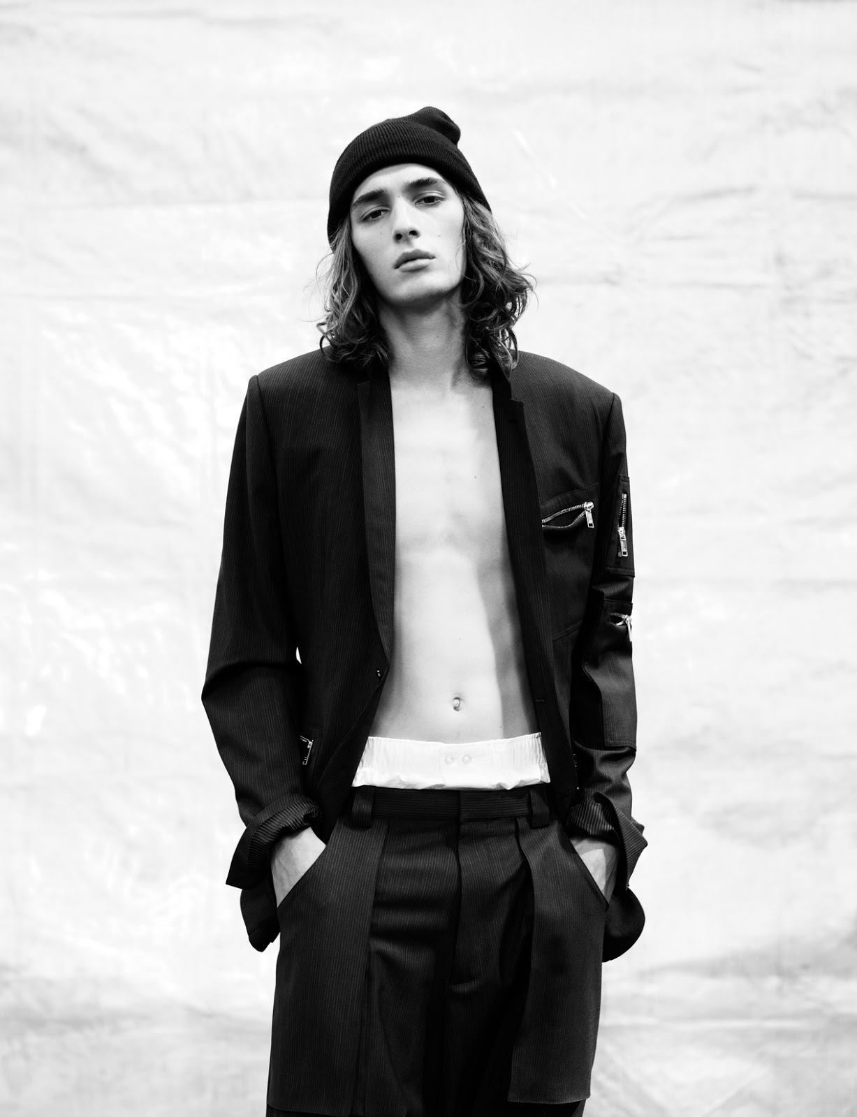 i-D: Dior Homme Spring Preview by Willy Vanderperre