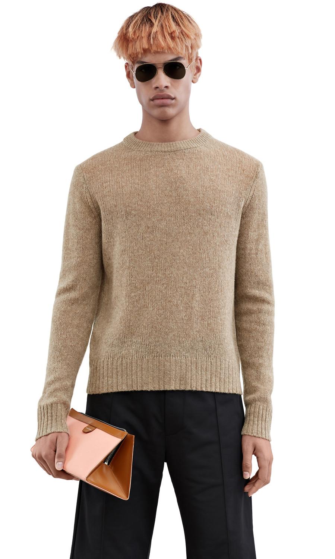 Acne Studios Jena Soft Wool Sweater