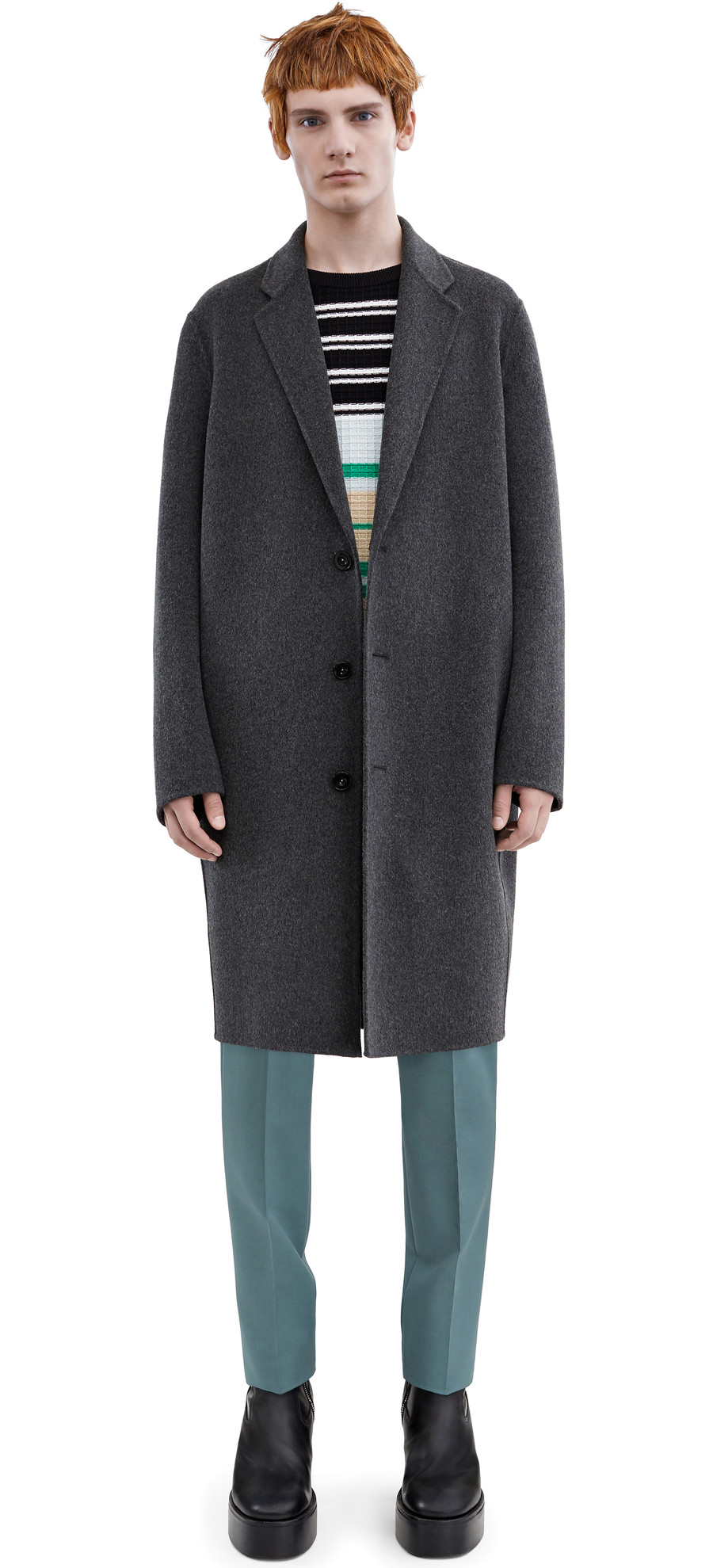 Acne Studios Charles Cashmere Coat