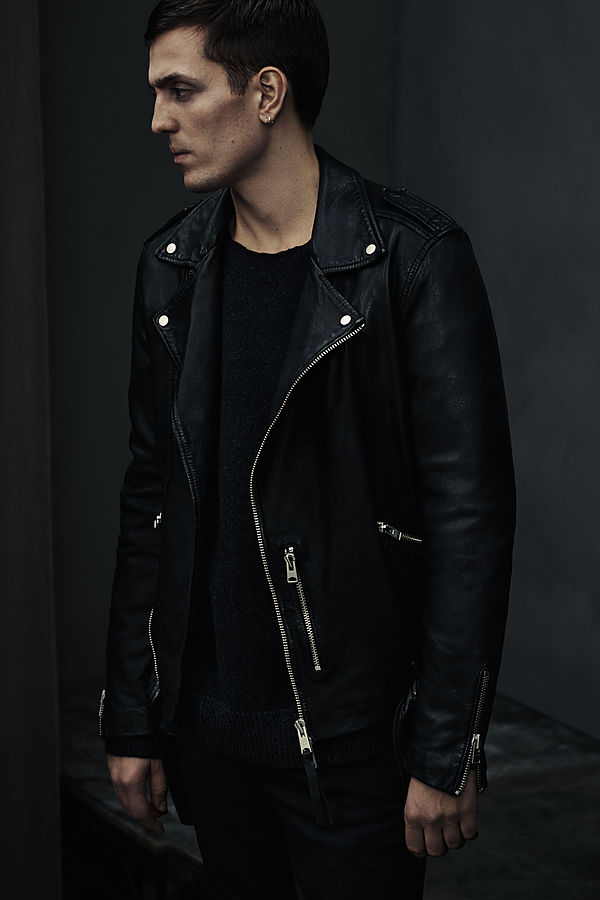Allsaints Champions Winter Parka More Outerwear The