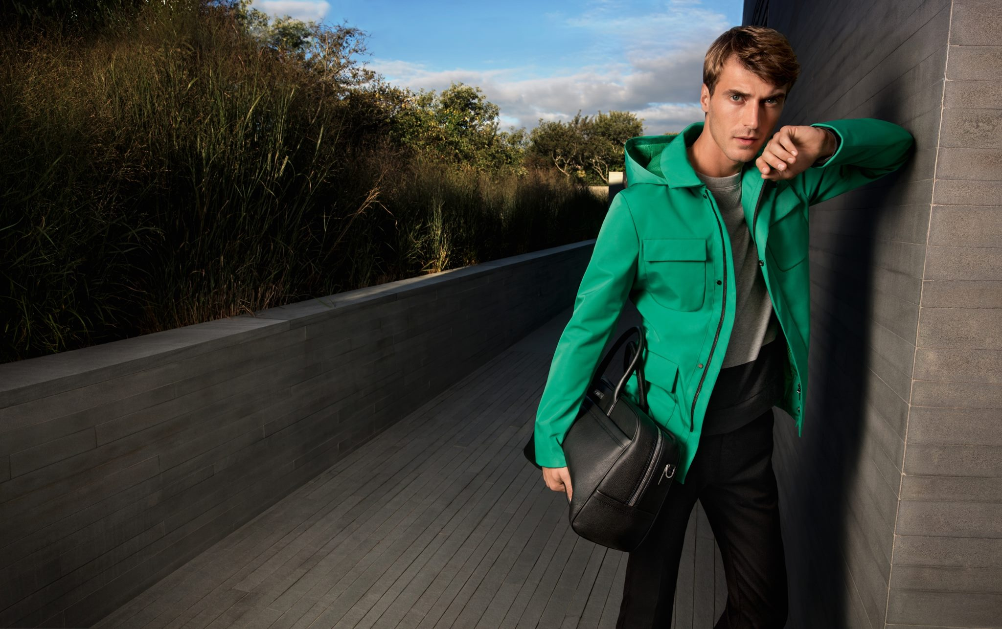Boss By Hugo Boss 2016 Spring Summer Men S Campaign The