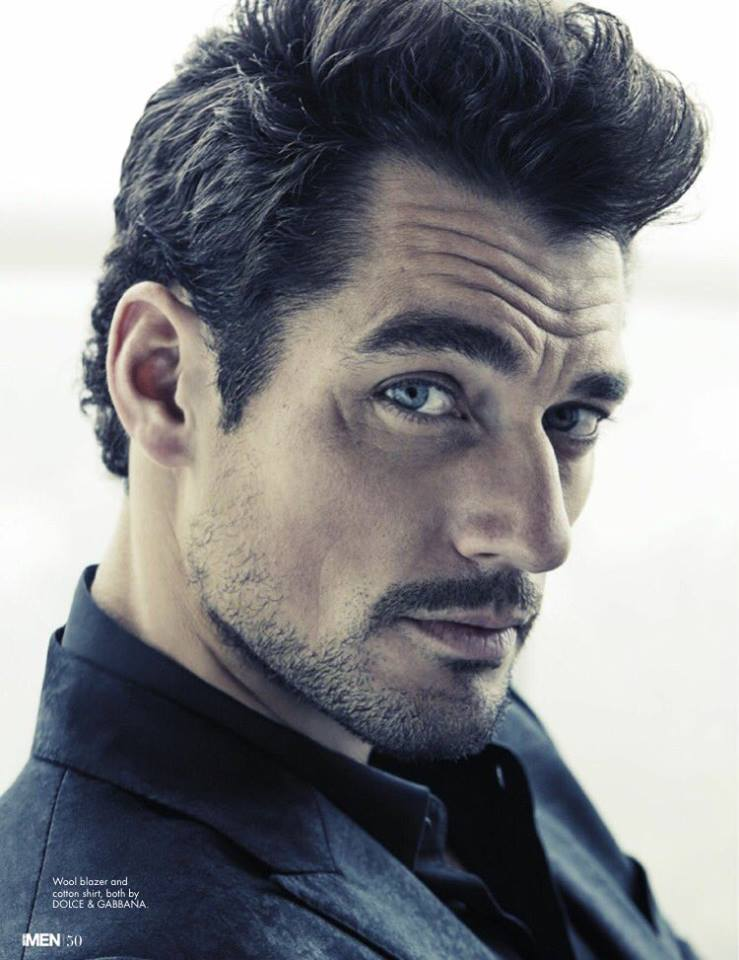 David Gandy Covers Style Men Talks Frank About Modeling