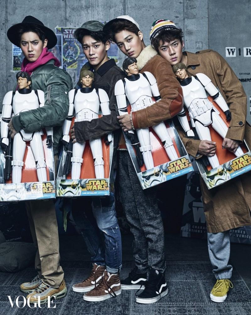 [CELEBRITY MAGAZINE] EXO > [W Korea] EXOclusive - KPOPIS ...
