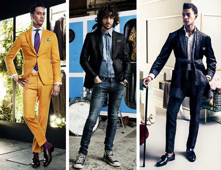 Eton Wardrobes the Multifaceted Man of Style
