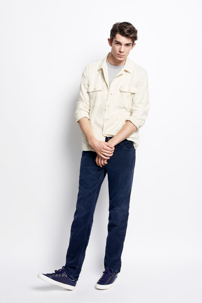 Modern Marine: GANT Rugger Presents Pre-Spring Collection