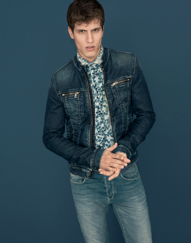 Gas Jeans Previews Spring with Denim Styles