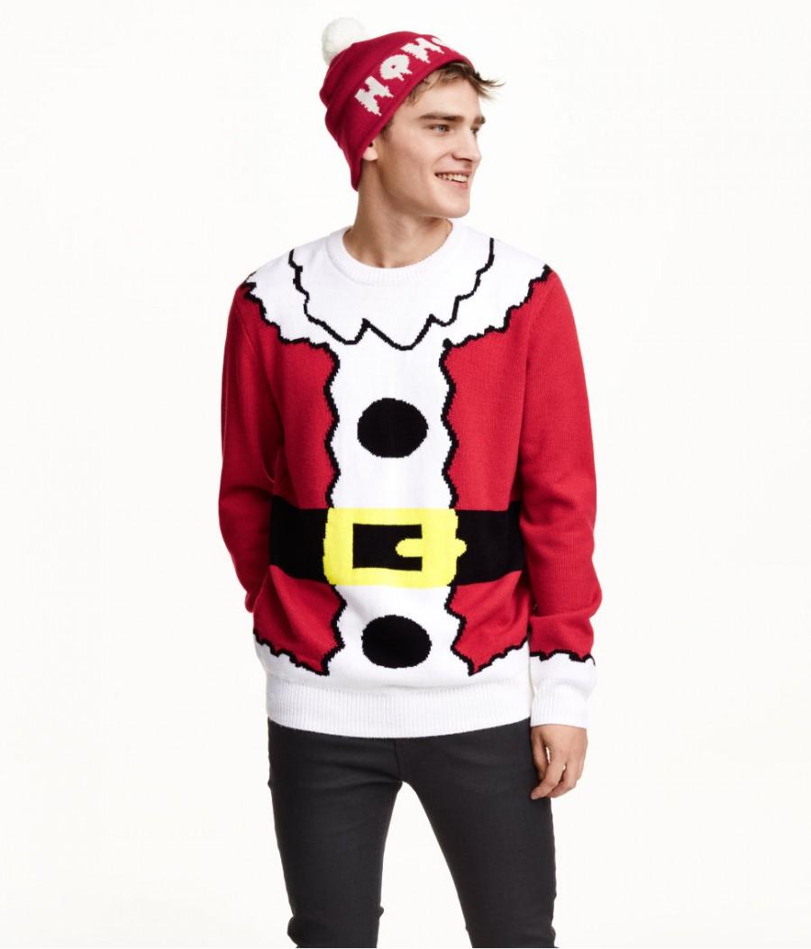 H&M Presents Festive Christmas Sweaters