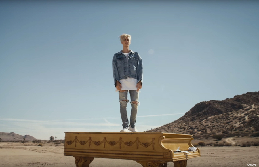Justin Bieber Goes Casual for 'Purpose' Music Videos