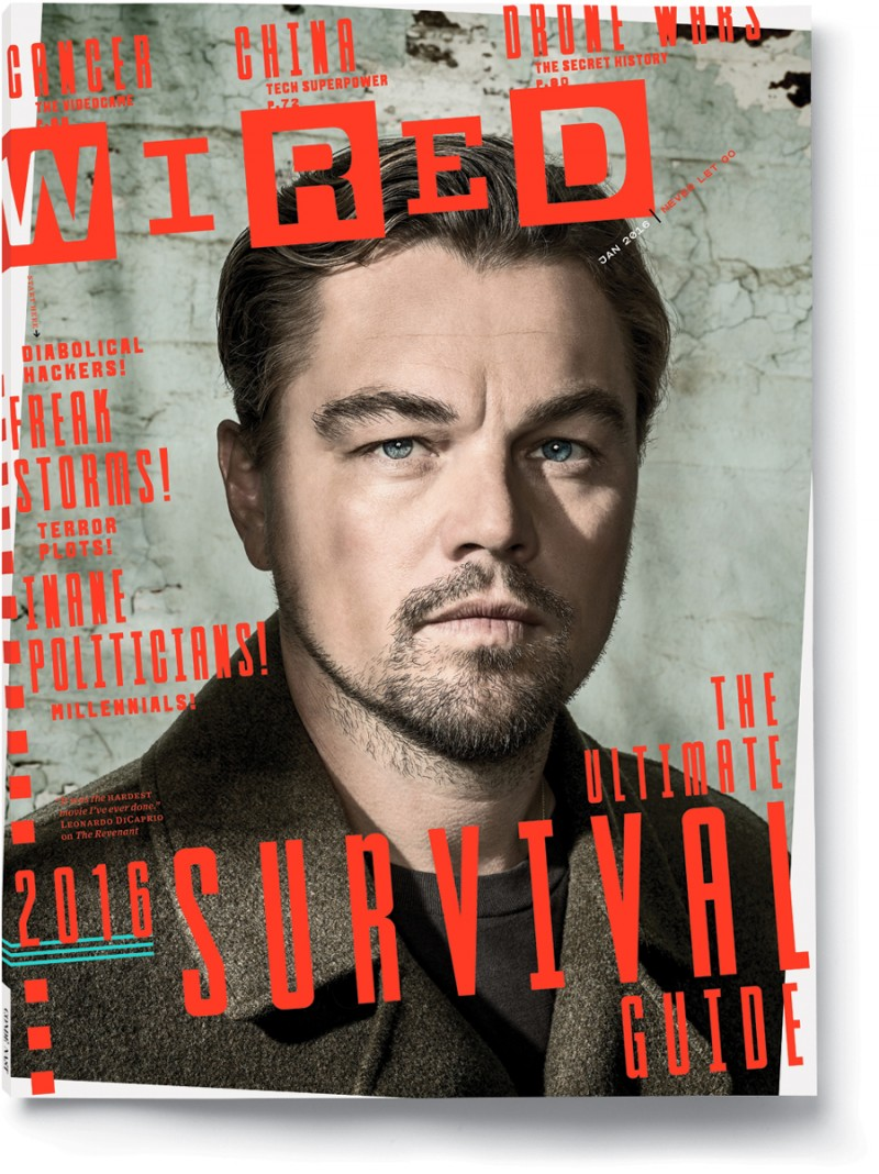 Wired Magazine | Culture Meets Design - DiscountMags.com
