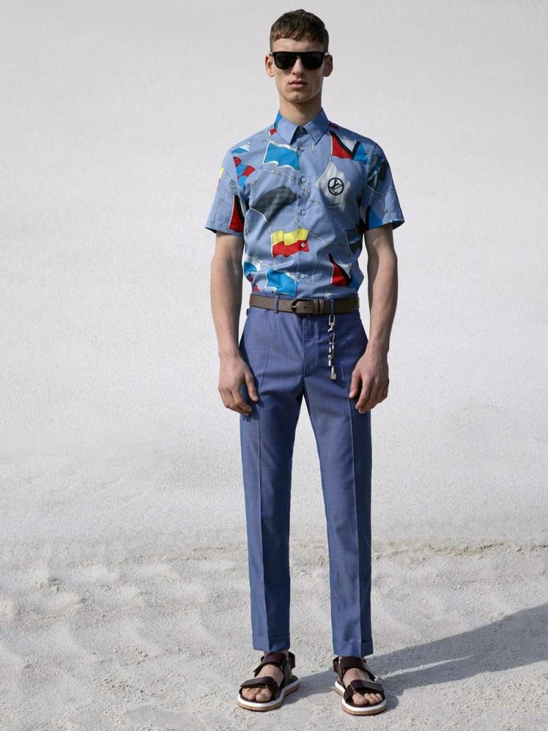 Louis Vuitton Mens Clothing Shirts