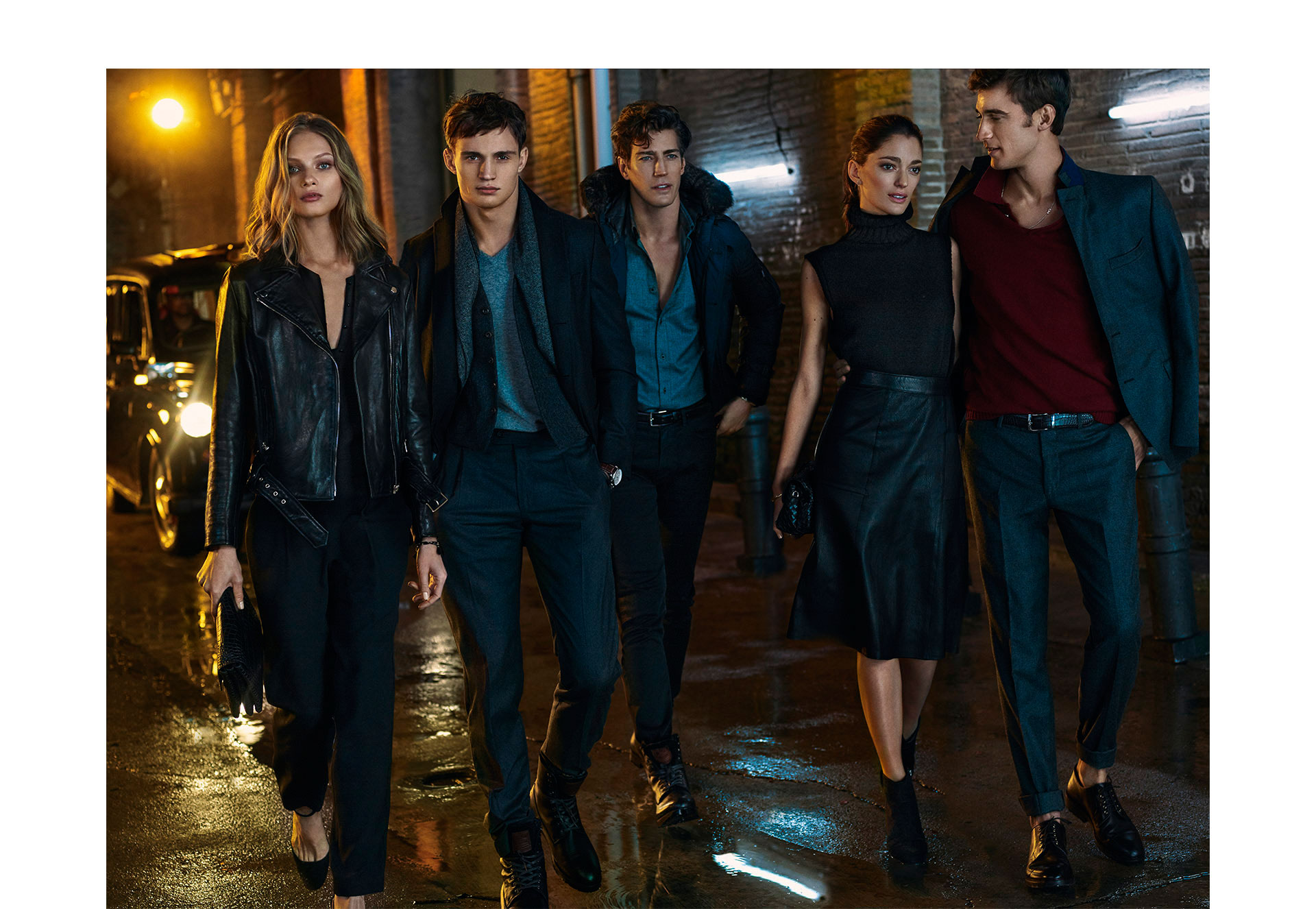 Massimo Dutti Highlights What to Wear for the Formal Evening Out